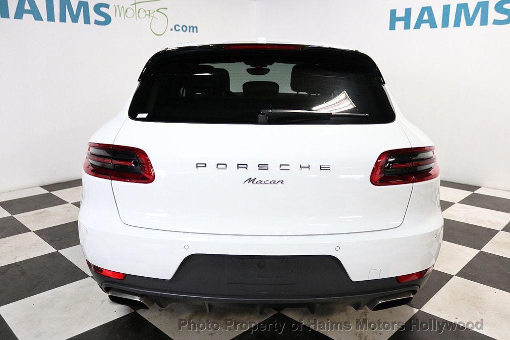 2017 Porsche Macan AWD - 18455323 - 5