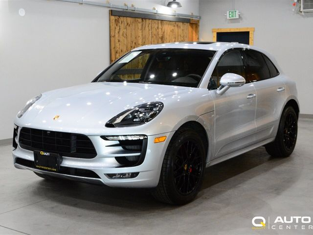 Porsche Macan Turbo >> 2017 Used Porsche Macan Awd 4dr Turbo At Quality Auto Center Serving Seattle Lynnwood And Everett Wa Iid 19068440