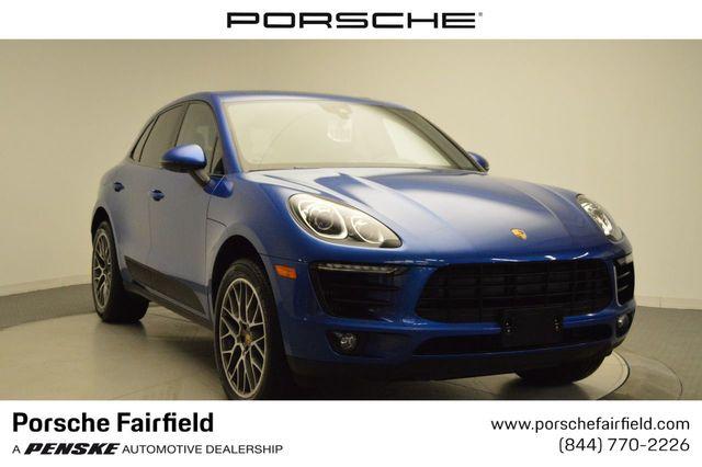 Used Porsche Macan At Porsche Fairfield Serving Westport