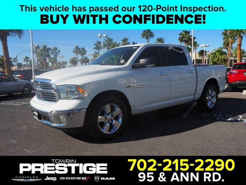"2017 Ram 1500 Big Horn 4x2 Crew Cab 5'7"" Box - 17712719 - 0"