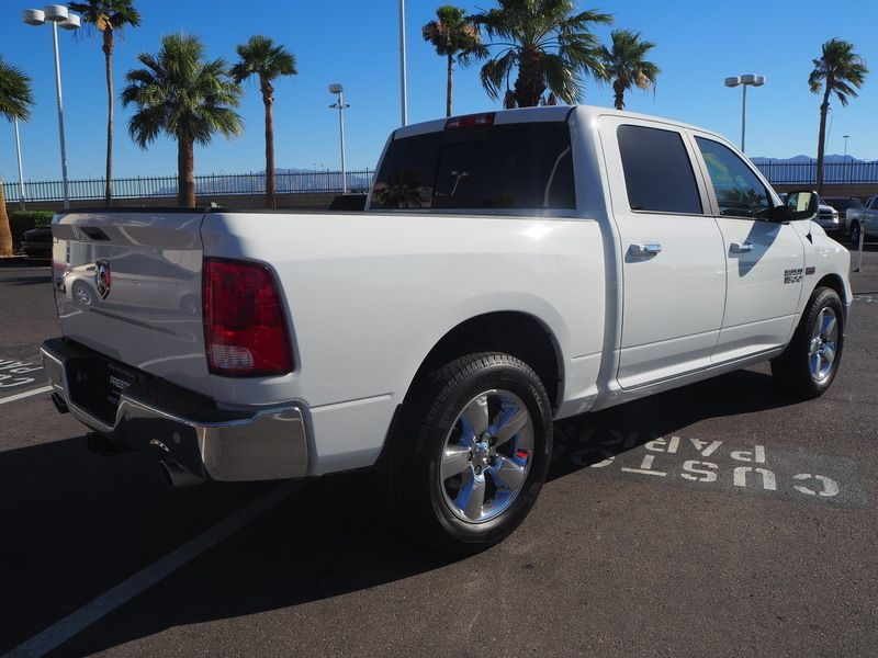 "2017 Ram 1500 Big Horn 4x2 Crew Cab 5'7"" Box - 17712719 - 10"