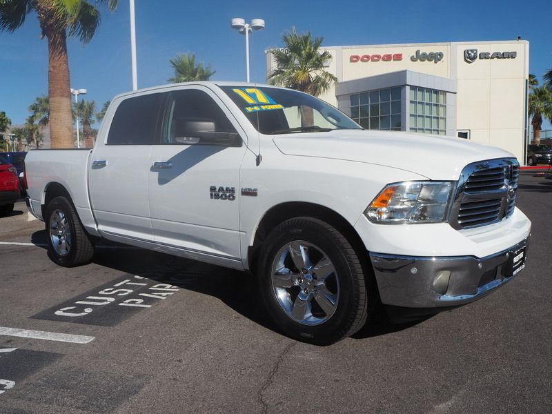 "2017 Ram 1500 Big Horn 4x2 Crew Cab 5'7"" Box - 17712719 - 2"