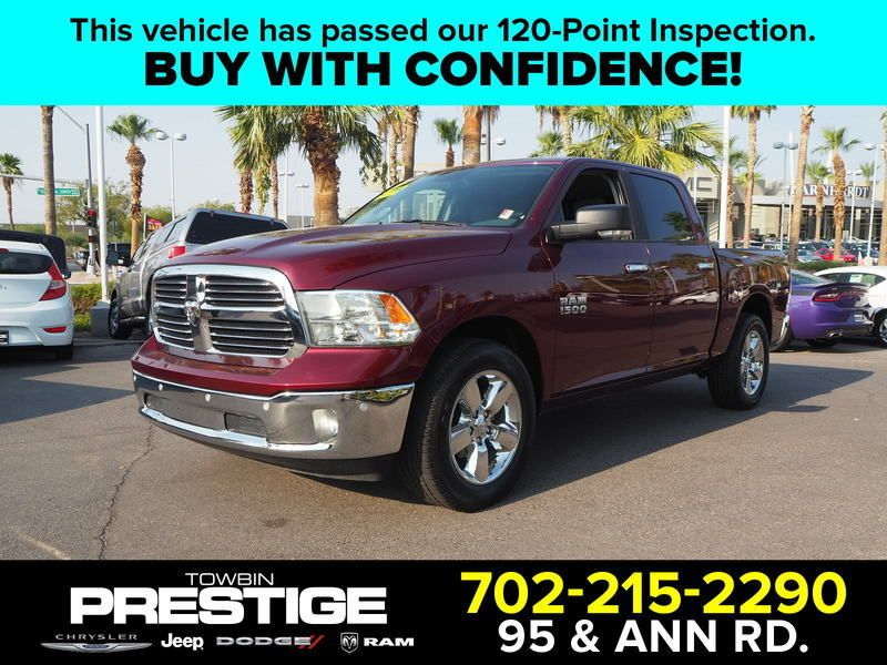 "2017 Ram 1500 Big Horn 4x2 Crew Cab 5'7"" Box - 17948868 - 0"