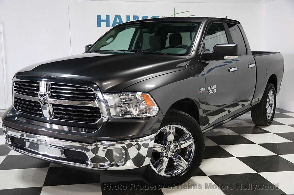 2017 Ram 1500 BIG HORN EDITION - 16514366 - 0