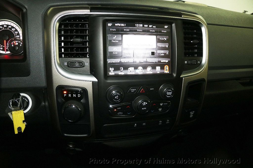 2017 Ram 1500 BIG HORN EDITION - 16514366 - 18