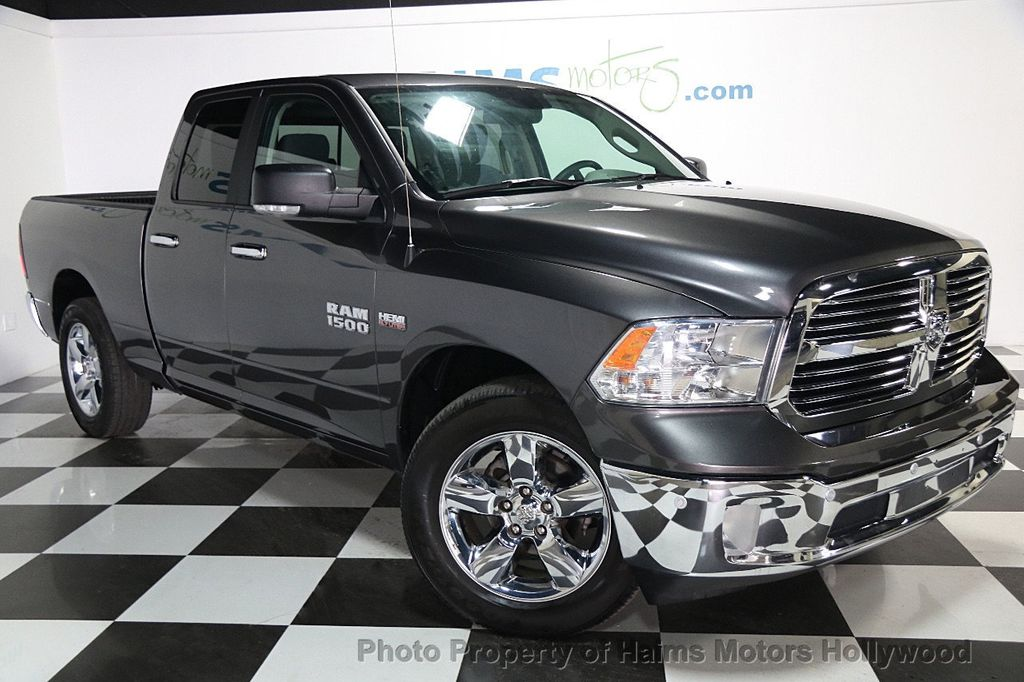2017 Ram 1500 BIG HORN EDITION - 16514366 - 2