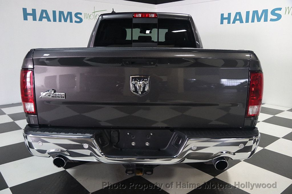 2017 Ram 1500 BIG HORN EDITION - 16514366 - 4