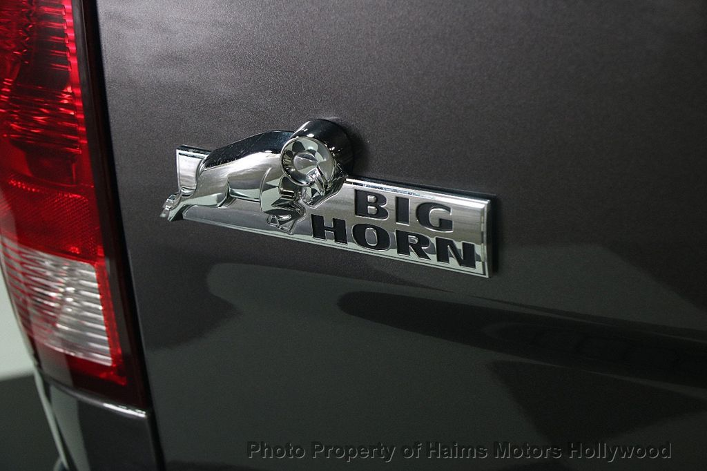 2017 Ram 1500 BIG HORN EDITION - 16514366 - 6