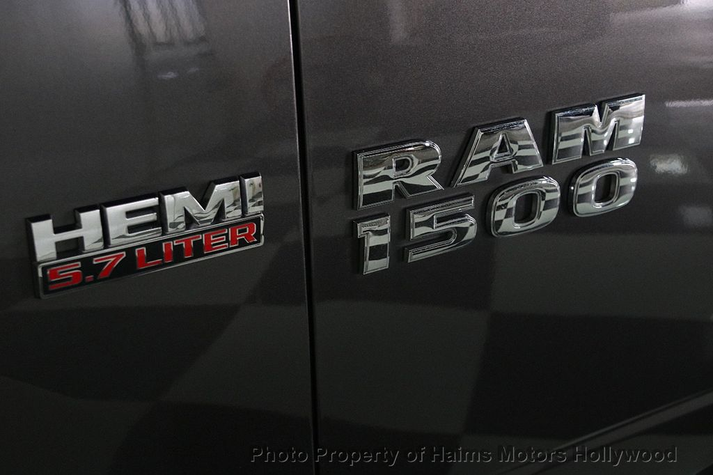2017 Ram 1500 BIG HORN EDITION - 16514366 - 7