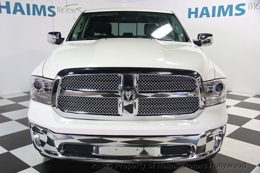 2017 used ram 1500 laramie 4x2 crew cab 6 39 4 box at haims motors hollywood serving fort. Black Bedroom Furniture Sets. Home Design Ideas