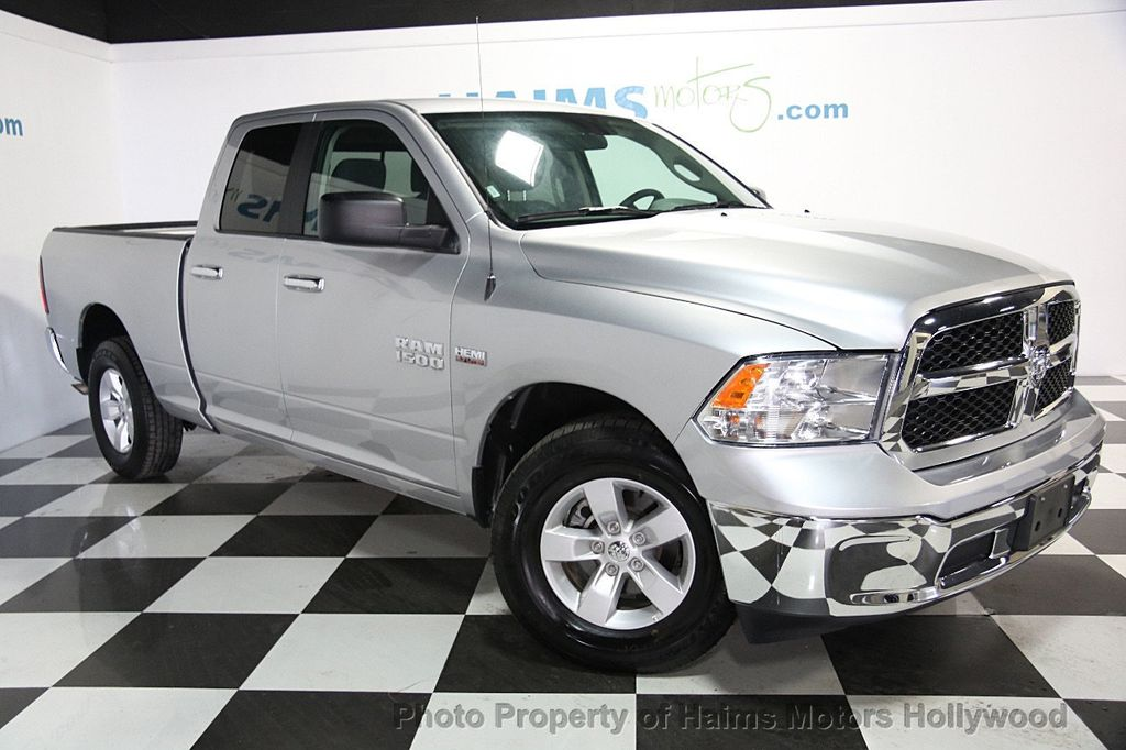 2017 used ram 1500 slt 4x2 crew cab 6 39 4 box at haims motors ft lauderdale serving lauderdale. Black Bedroom Furniture Sets. Home Design Ideas