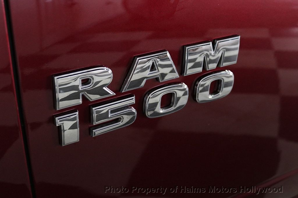 """2017 Ram 1500 SLT 4x4 Quad Cab 6'4"""" Box - 18220868 - 9"""