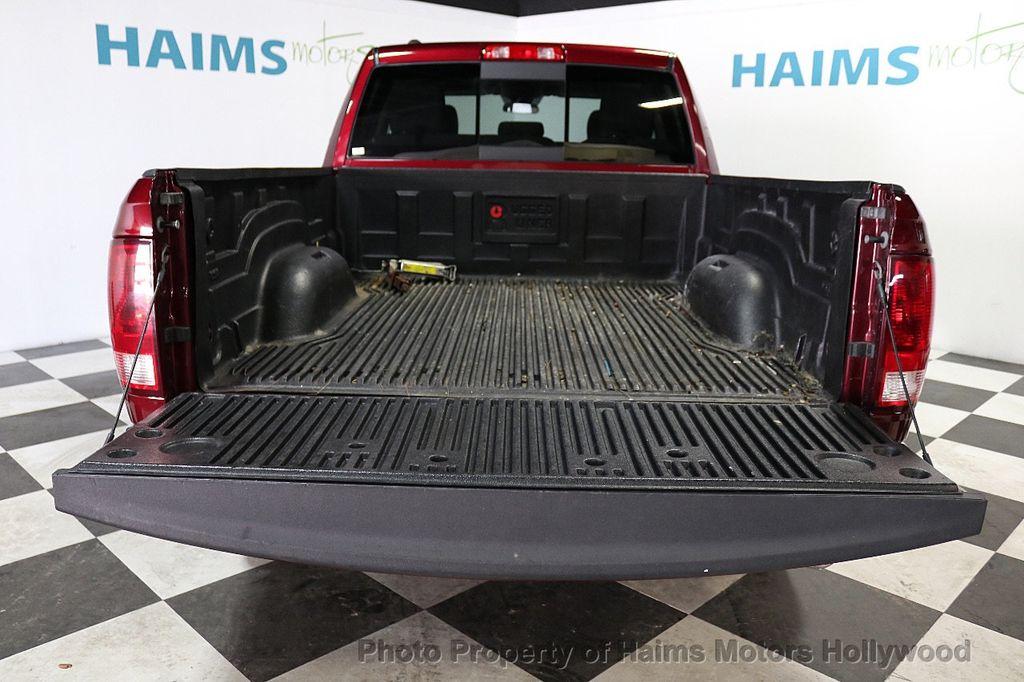 """2017 Ram 1500 SLT 4x4 Quad Cab 6'4"""" Box - 18220868 - 10"""