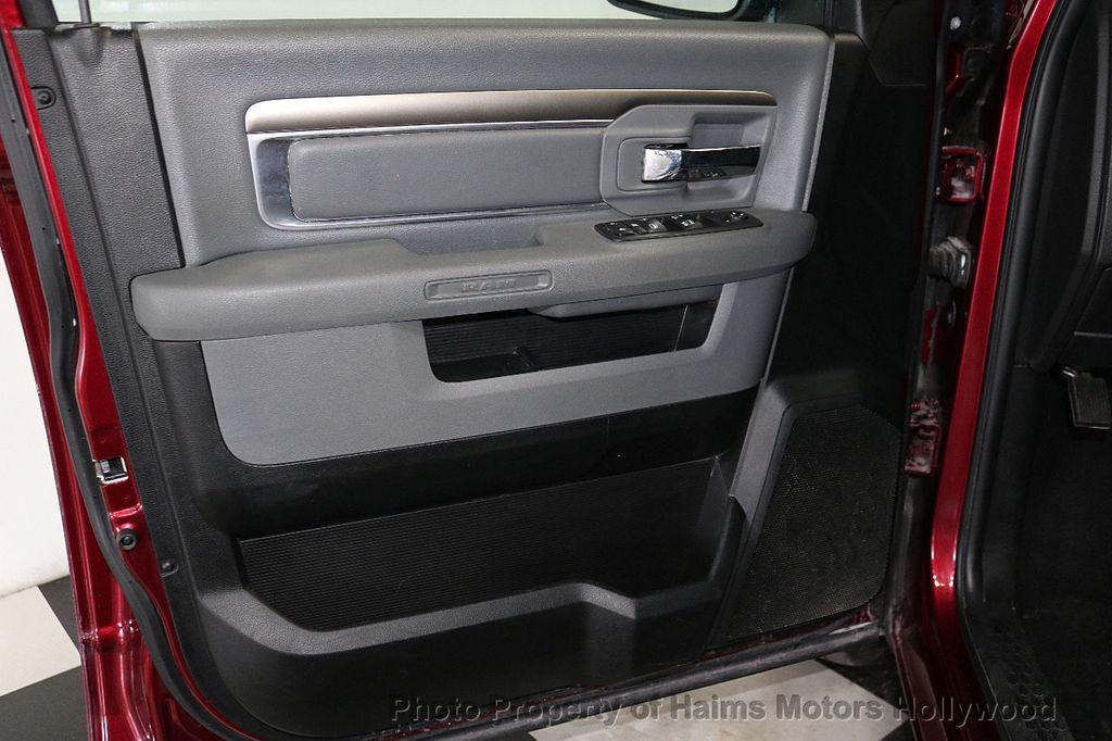 """2017 Ram 1500 SLT 4x4 Quad Cab 6'4"""" Box - 18220868 - 11"""