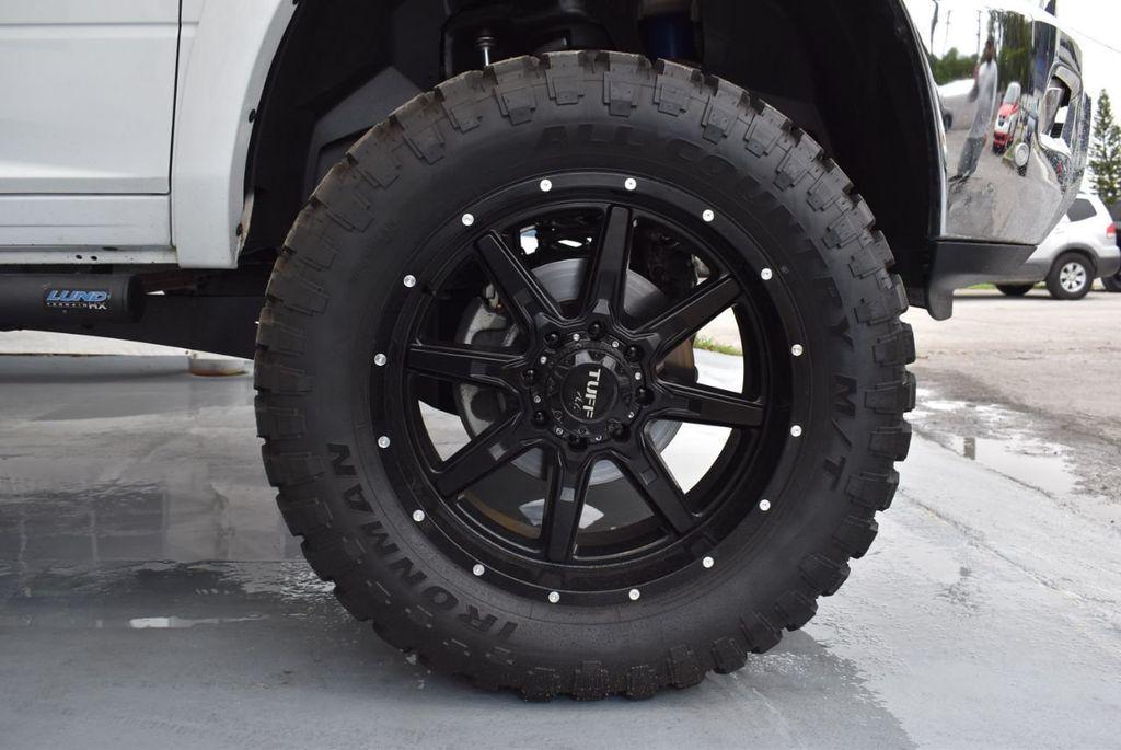 "2017 Ram 2500 Turbo Diesel 6"" Rough Country Lift Kit 20"" Tuff Wheels - 18194297 - 8"