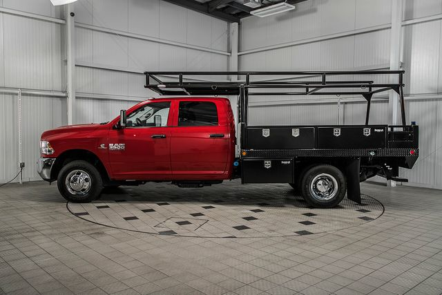 2017 Ram 3500 Chassis Cab 3500 CREW 4X4 * 6.7 CUMMINS * AISIN * NEW CONCRETE BODY - 17543662 - 3