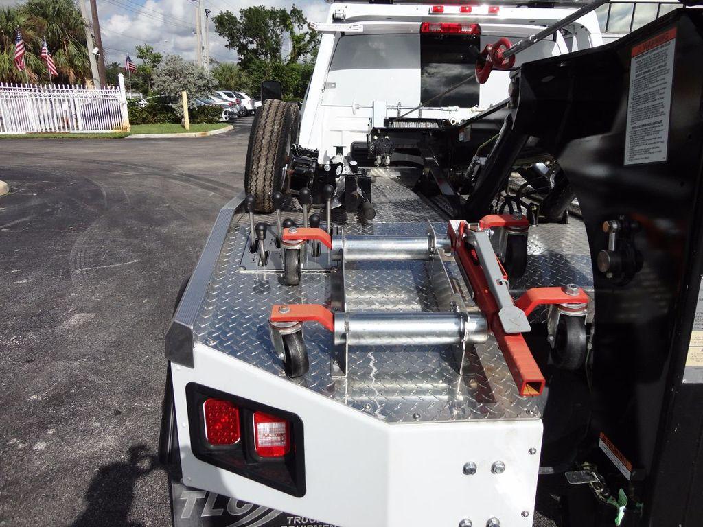 2017 Ram 5500 SLT 4x2 CREW CAB JERRDAN MPL-40 TWIN LINE WRECKER TOW - 17124190 - 12