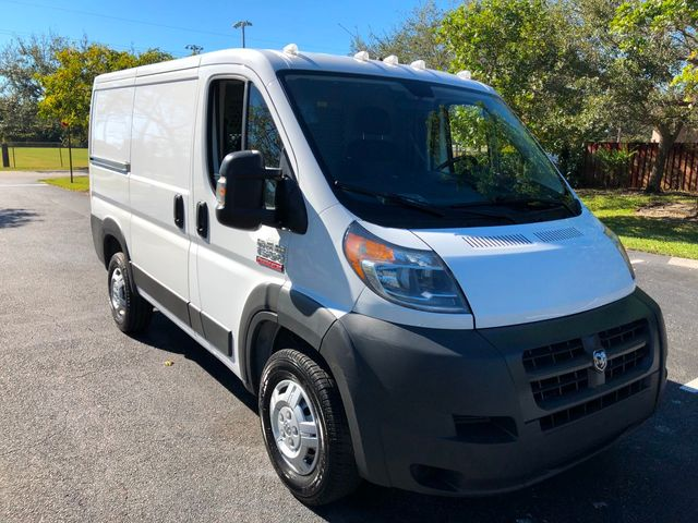 "2017 Ram ProMaster Cargo Van 1500 Low Roof 118"" WB - Click to see full-size photo viewer"