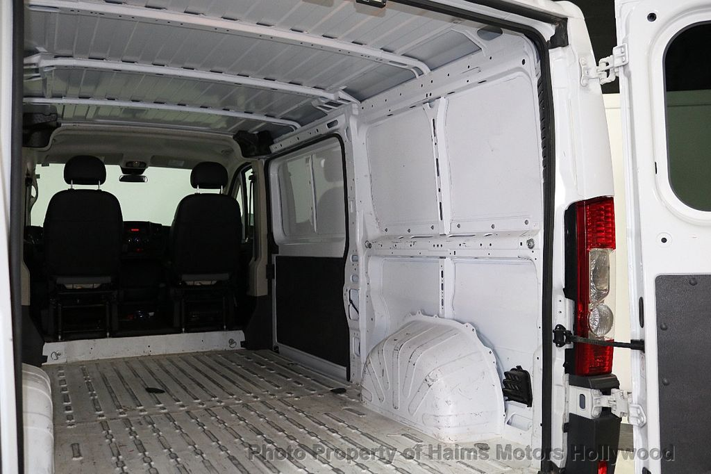 "2017 Ram ProMaster Cargo Van 1500 Low Roof 136"" WB - 18081135 - 10"