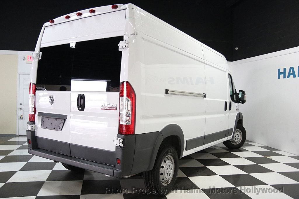 2017 Used Ram Promaster Cargo Van 2500 High Roof 159 Quot Wb At Haims Motors Serving Fort