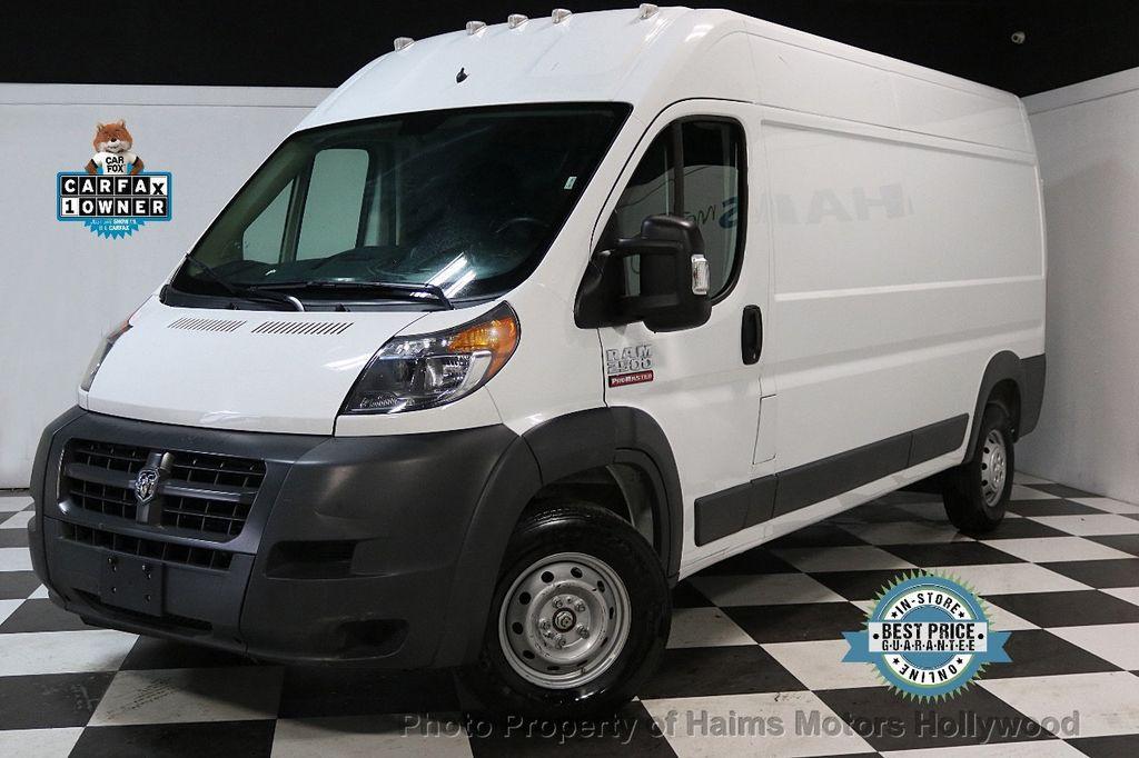 2017 Ram Promaster Cargo Van 2500 High Roof 159 Wb 17675478