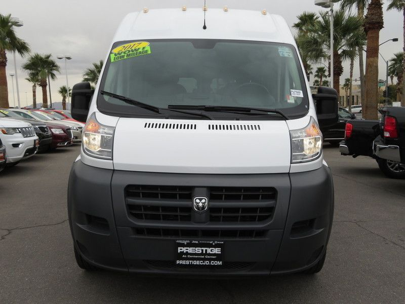 2017 used ram promaster cargo van 2500 high roof 159 wb at king of cars towbin dodge nv iid. Black Bedroom Furniture Sets. Home Design Ideas