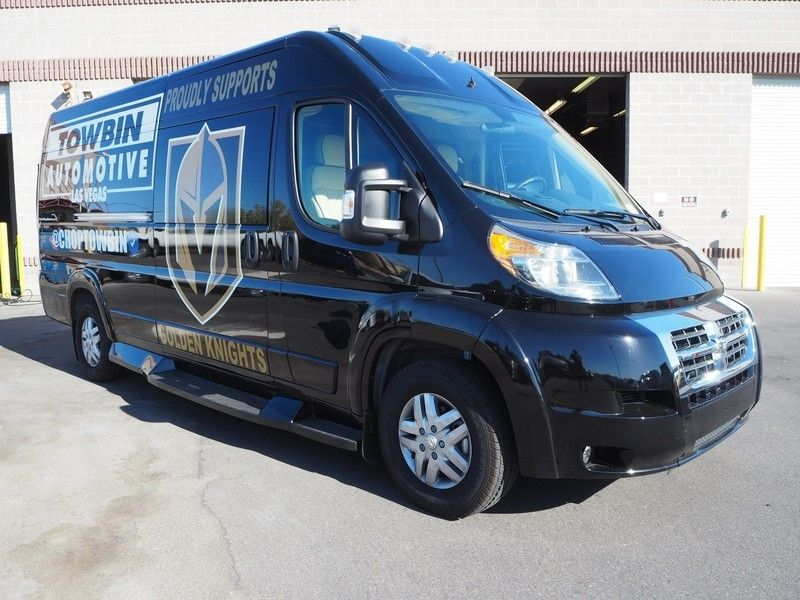 "2017 Ram ProMaster Cargo Van 3500 High Roof 159"" WB EXT - 17604077 - 2"