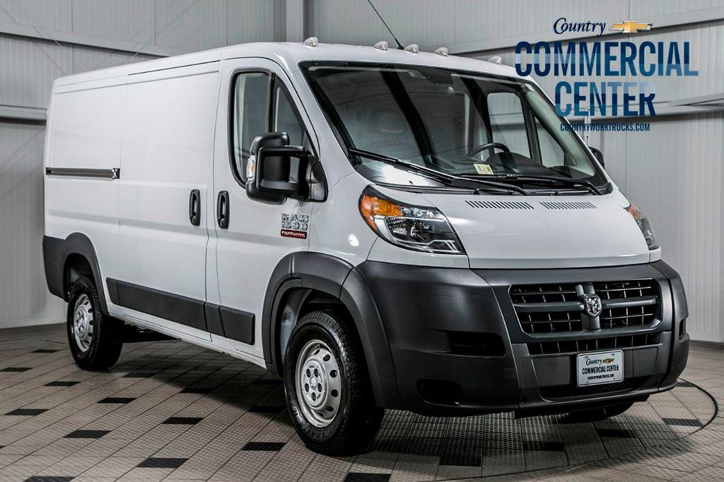 2017 Ram Promaster Cargo Van 1500 136 Wb 3 6 V6