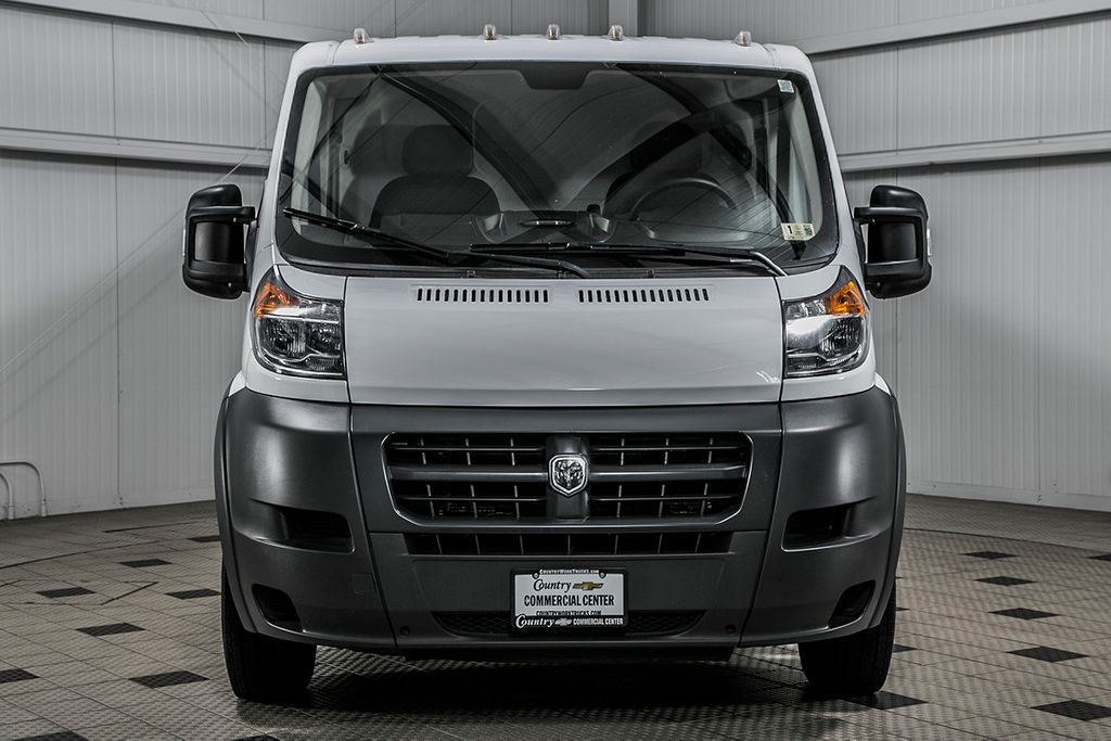 2017 Ram Promaster Cargo Van 1500 3 6 V6 136 Wheelbase