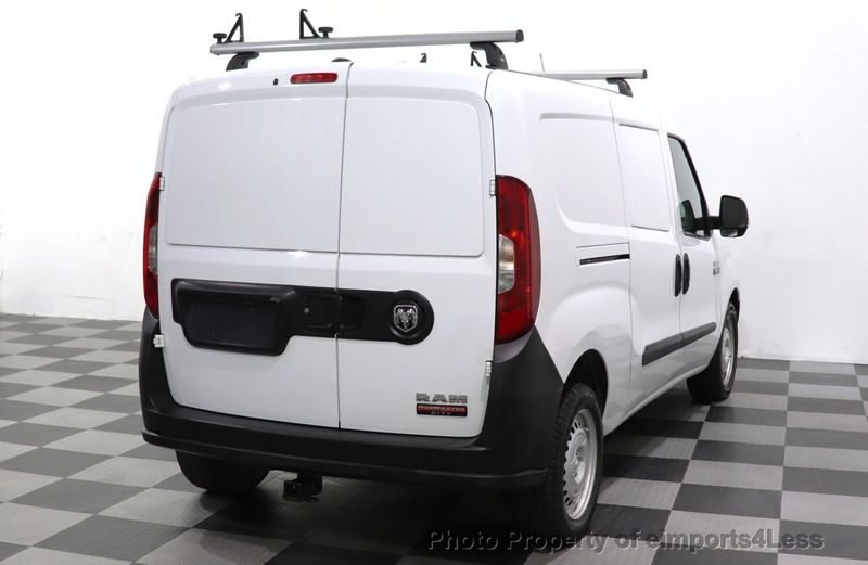 2017 Ram ProMaster City CERTIFIED RAM ProMaster City CARGO CAMERA BLUETOOTH  - 18657894 - 52