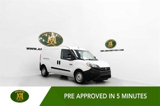 2017 Used Ram Promaster City Cargo Van Tradesman Van At Ambar Motors Serving Doral Fl Iid 20155529