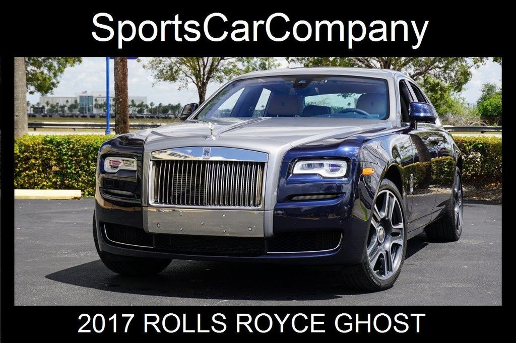 2017 Rolls-Royce Ghost Sedan - 17514475 - 1