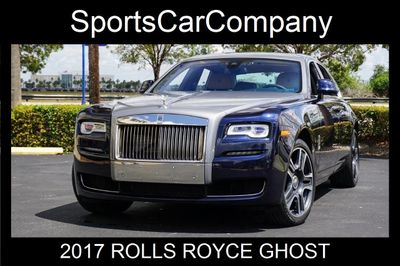 2017 Rolls-Royce Ghost Sedan - Click to see full-size photo viewer