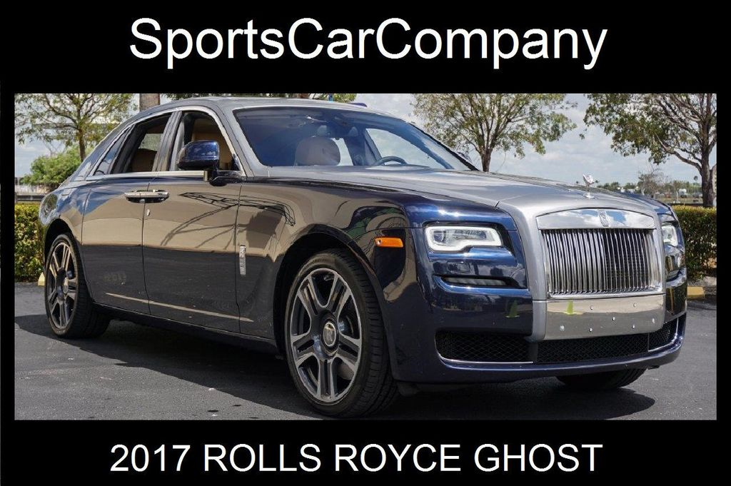 2017 Rolls-Royce Ghost Sedan - 17514475 - 2