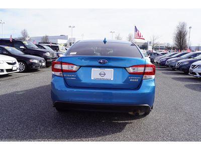 2017 Subaru Impreza 2.0i Premium 4-door CVT Sedan - Click to see full-size photo viewer