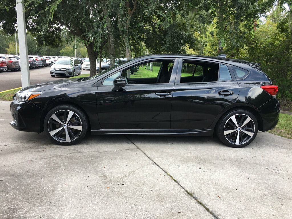 2017 Subaru Impreza 2.0i Sport 5-door Manual - 18523704 - 1