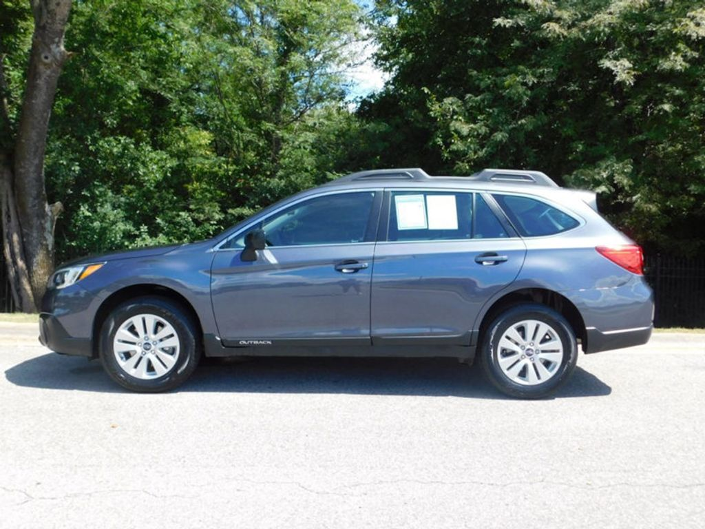 Used Outback Fayetteville Ar >> 2017 Used Subaru Outback at Toyota of Fayetteville Serving ...