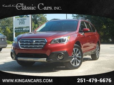 2017 Subaru Outback w/EYESIGHT & NAVIGATION SUV