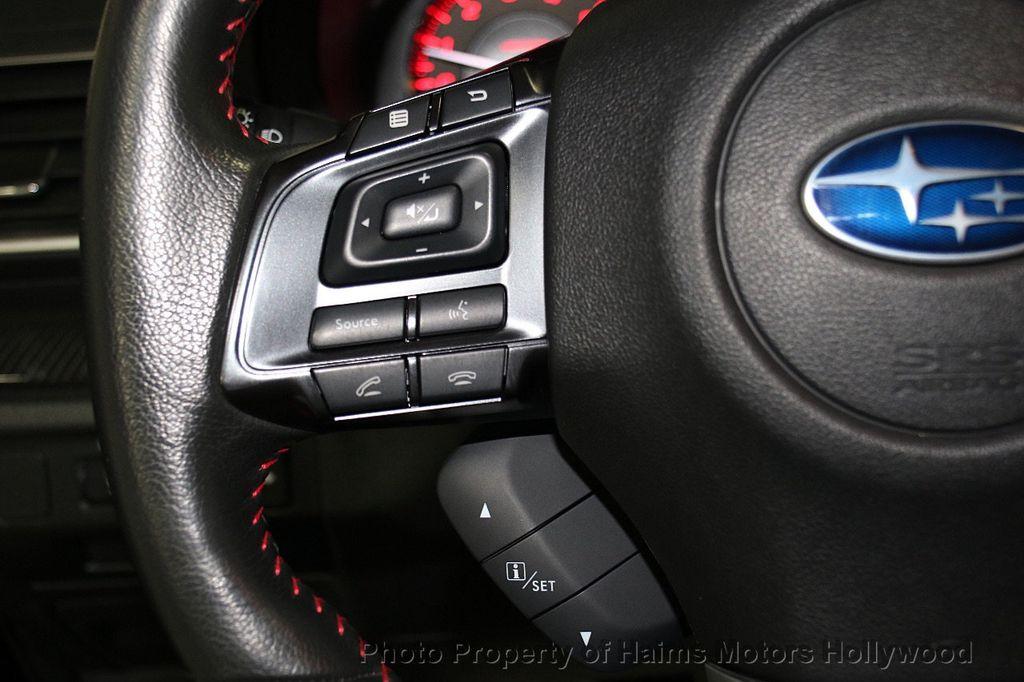2017 subaru wrx premium manual sedan