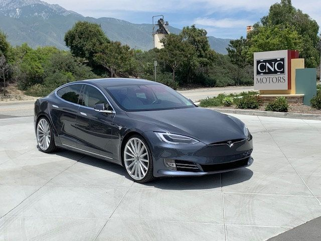 2017 Used Tesla Model S 100D AWD at CNC Motors Inc  Serving Upland, CA, IID  19026237