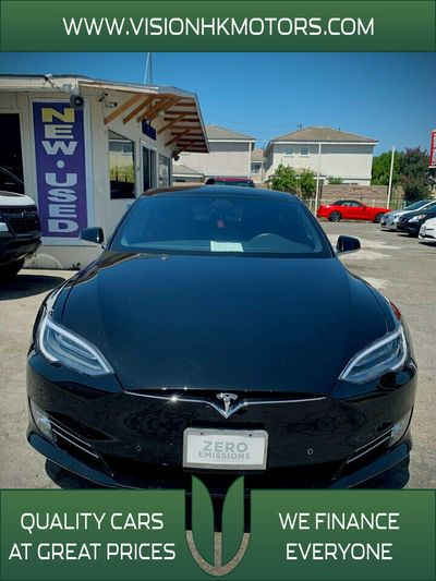 Used Tesla Model S Garden Grove Ca