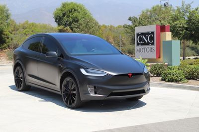 Used Tesla Model X Upland Ca