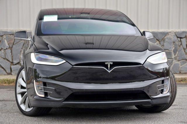 2017 Used Tesla Model X 90d Awd At Drive A Dream Serving Marietta Ga Iid 19492945