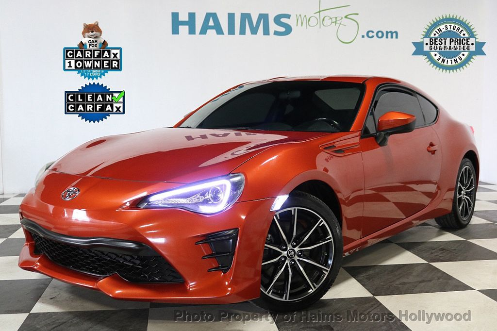 2017 Toyota 86 Automatic - 18116875 - 0