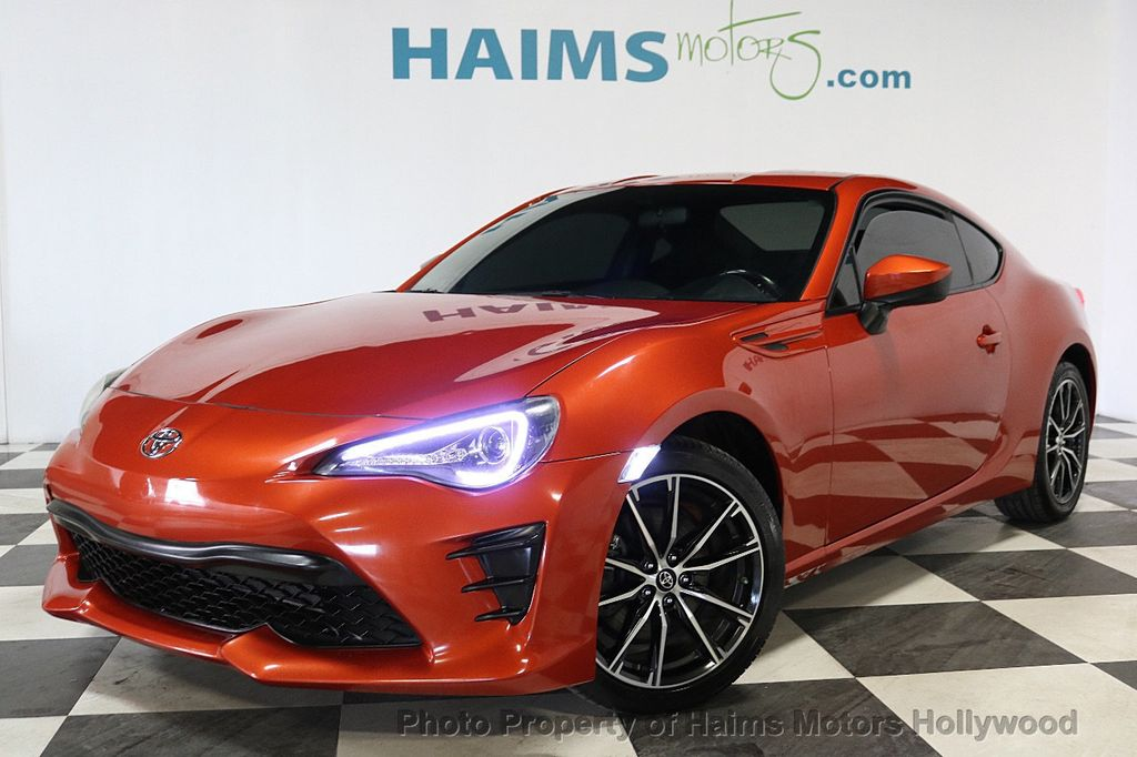 2017 Toyota 86 Automatic - 18116875 - 1