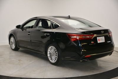 2017 Toyota Avalon Limited Sedan - Click to see full-size photo viewer