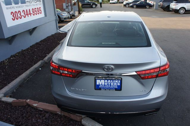Lexus Dealership Denver >> 2017 Used Toyota Avalon XLE at Maaliki Motors Serving ...