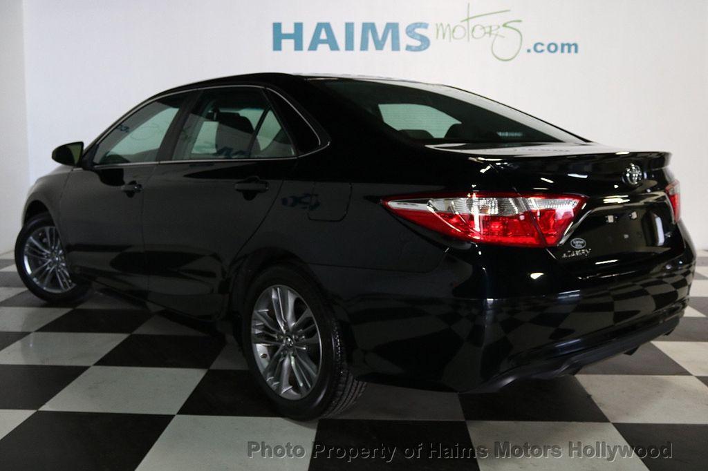 2017 Toyota Camry  - 17667698 - 4
