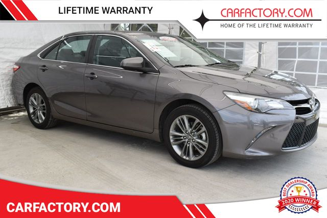 2017 Used Toyota Camry At Car Factory Outlet Serving Miami Fl Iid