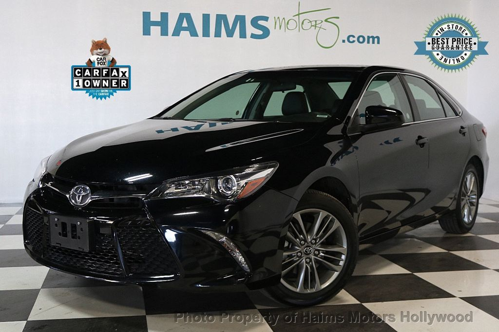 2017 Toyota Camry Le Automatic 17446280